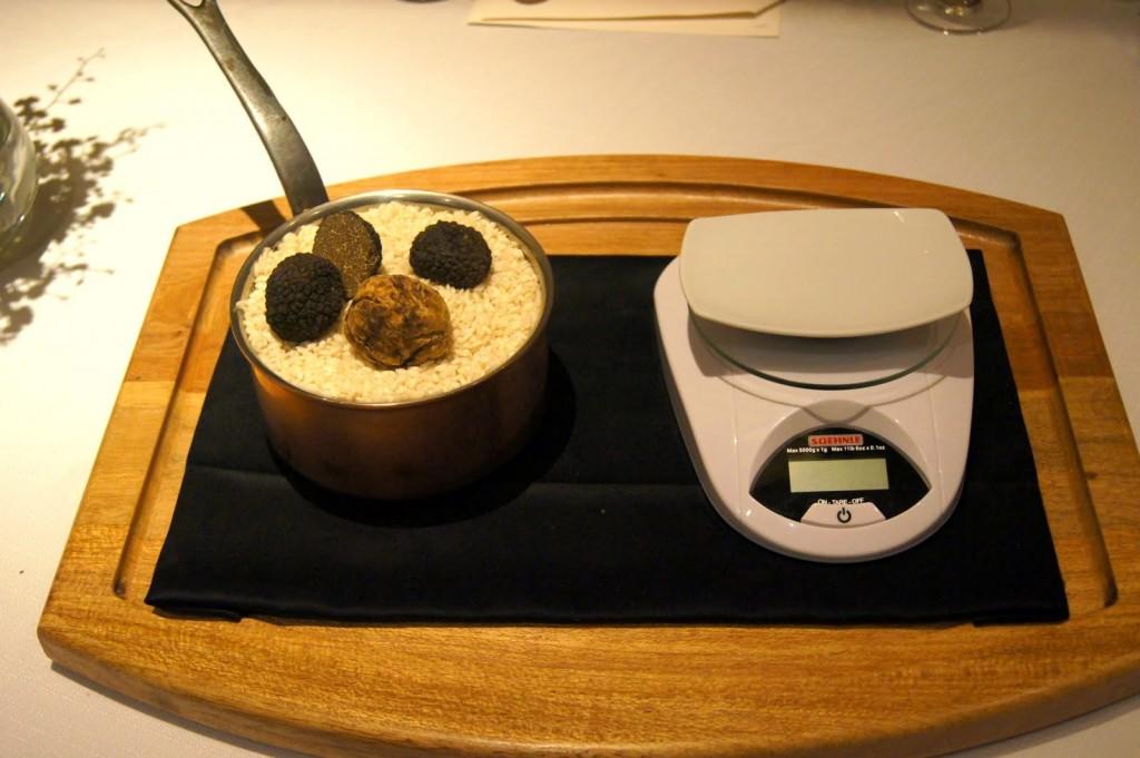 Truffles, Mandarin Grill, Mandarin Oriental, Kuala Lumpur