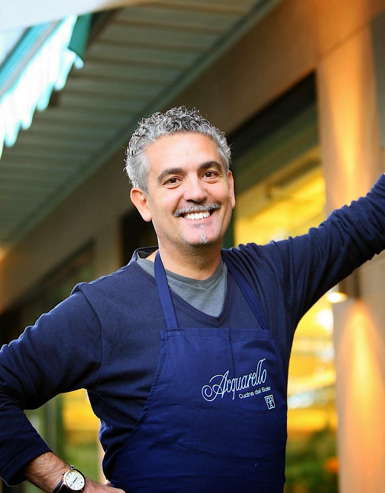 Michelin-Starred Chef Mario Gamba at Mandarin Oriental Grill, Kuala Lumpur