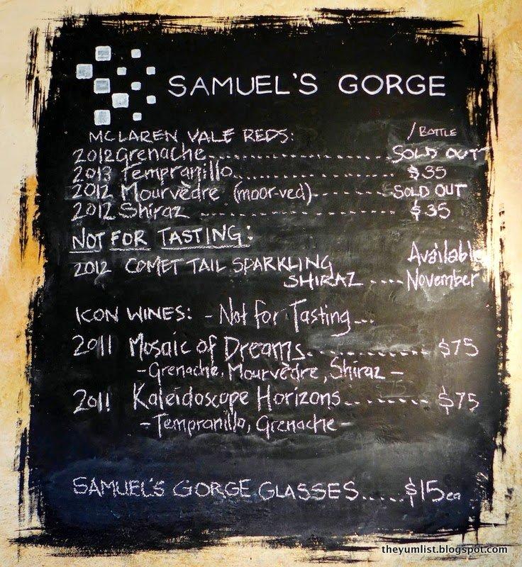 Samuel's Gorge, McLaren Vale, South Australia