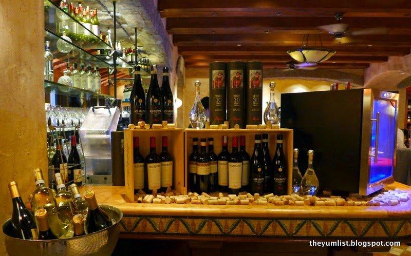 Villa Danielli, Allegrini Wine Dinner, Sheraton Imperial Kuala Lumpur, Malaysia
