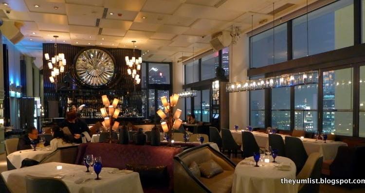 Azure Restaurant Slash Bar, Hotel LKF by Rhombus, Hong Kong