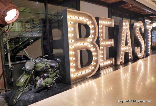 Beast, The Intermark, Kuala Lumpur