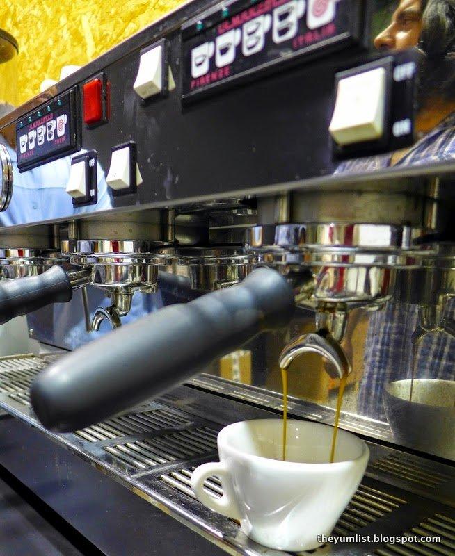 Tony D'Angelo, Coffee Roaster, Adelaide, South Australia
