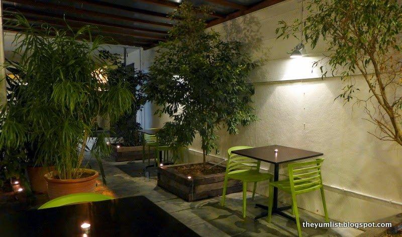 Croisette Cafe, French Restaurant, Penang