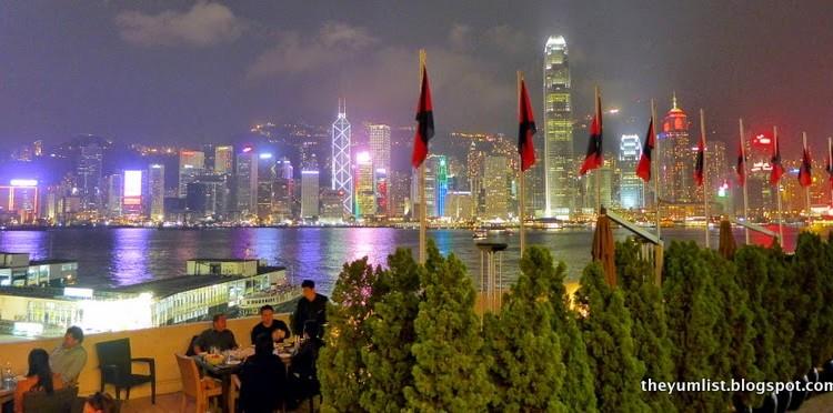 Cucina, Pure Italian, Marco Polo Hongkong Hotel, Harbour City, Kowloon