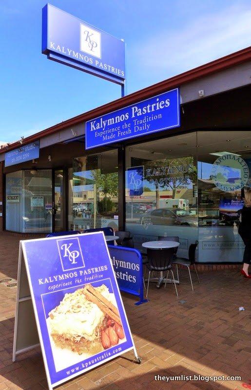 Kalymnos Pastries, Adelaide