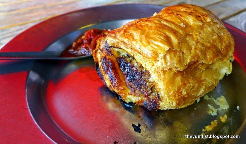 best sausage rolls adelaide