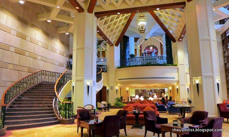 Sheraton Imperial Kuala Lumpur Hotel Malaysia The Yum List