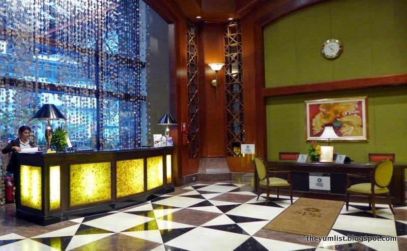 Sheraton Imperial Kuala Lumpur Hotel, Malaysia