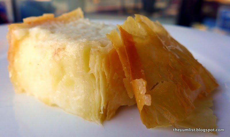 kalymnos pastries