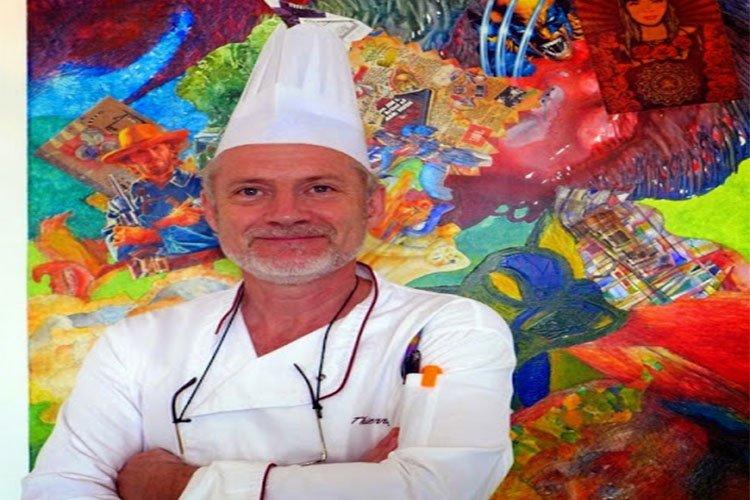 Chef Thierry La Baut