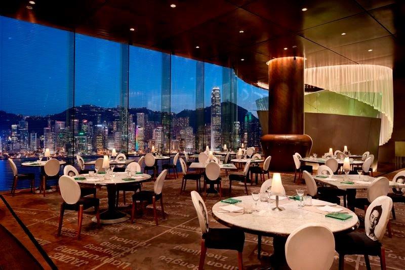 Felix, The Peninsula, Hong Kong