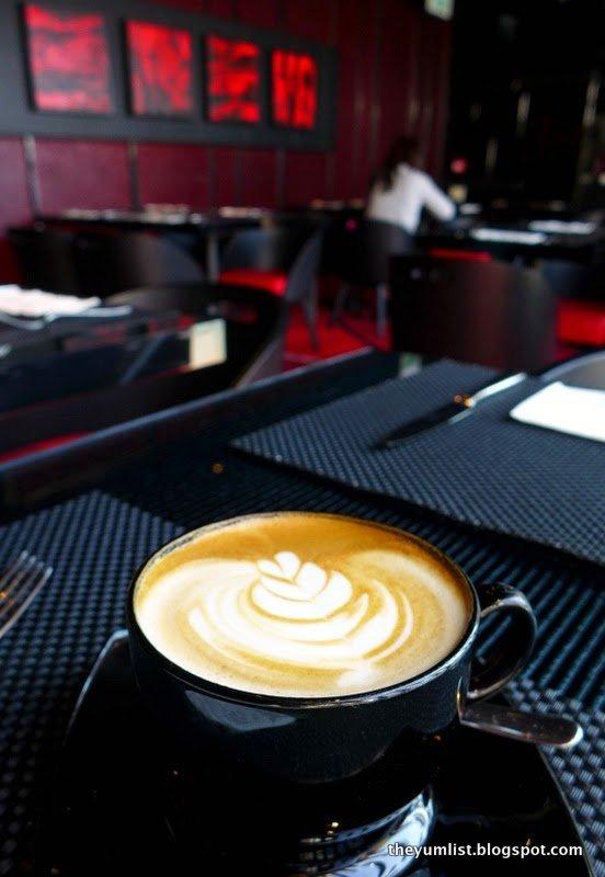 LE CAFÉ de Joël Robuchon, Harbour City, Hong Kong