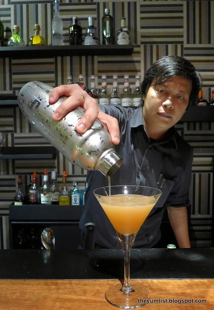 Ohla, Tapas and Cocktails, The Intermark, Kuala Lumpur
