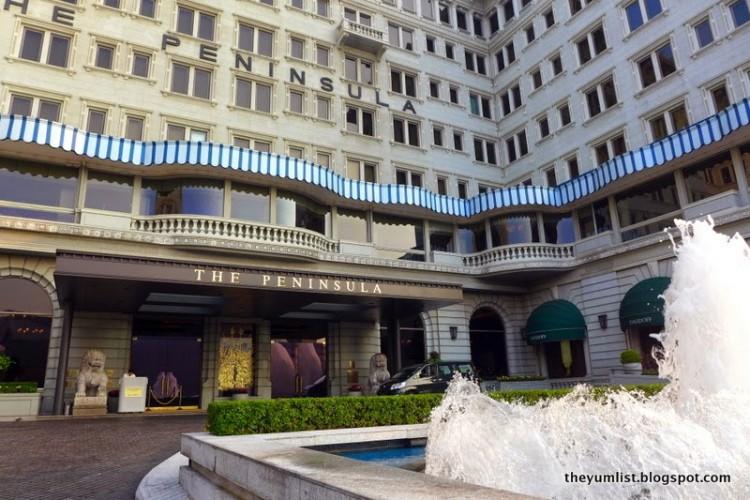 The Peninsula, Luxury Hotel, Hong Kong