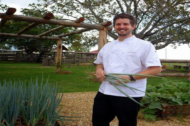 Chef Ash Martin
