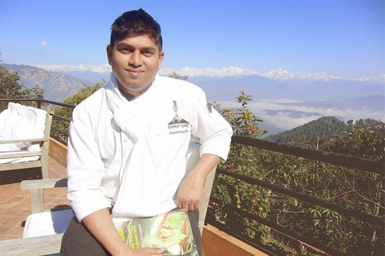 Chef Pramod
