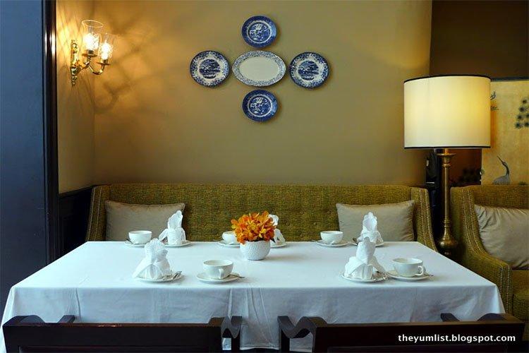 Colonial Cafe, Majestic Hotel Kuala Lumpur