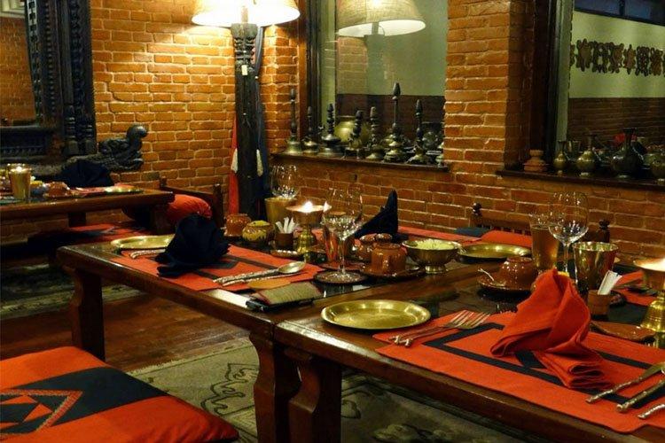 Dwarika's Nepalese Restaurant