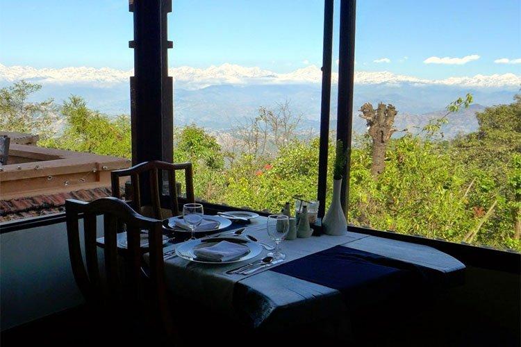 Nature's Flavours, Dwarika's, Nepal