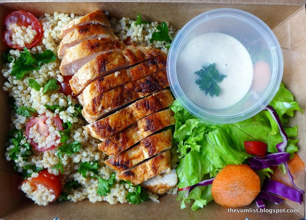 Dah Makan, Healthy Lunch Delivery, Kuala Lumpur