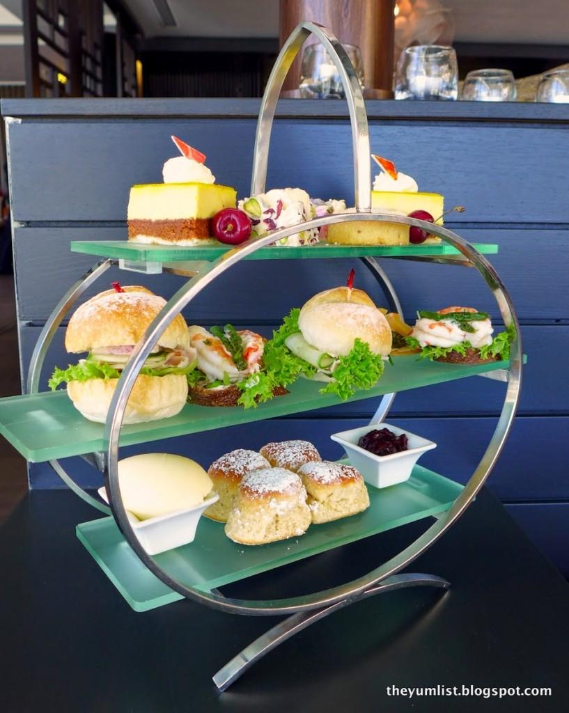 Pearls Bar, High Tea, Sheraton Mirage Resort and Spa Gold Coast