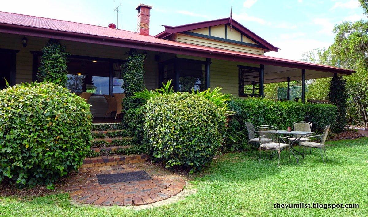 Homage, Spicers Hidden Vale, Queensland
