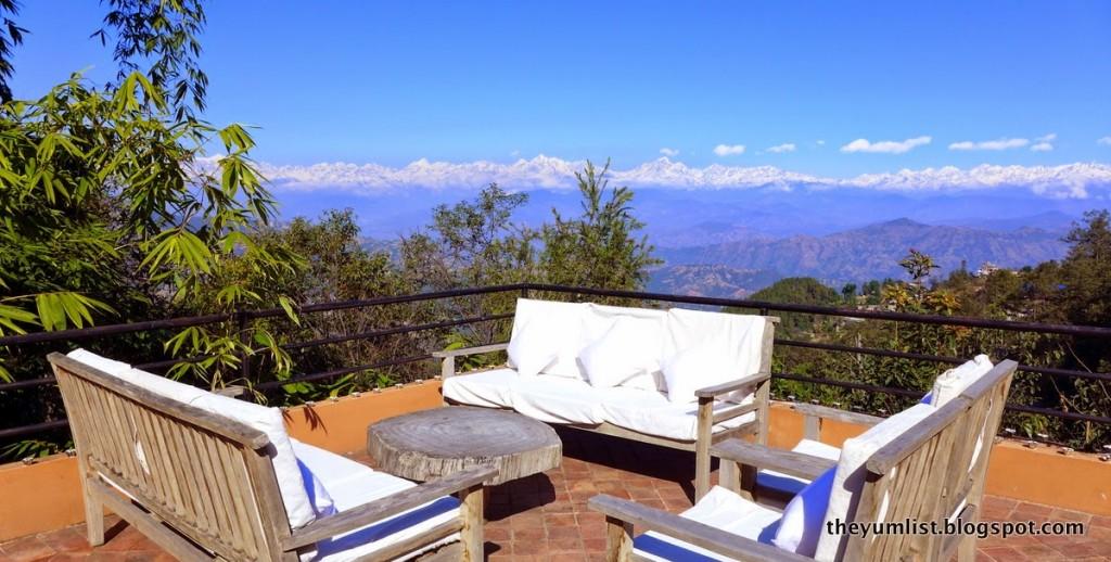 Nature's Flavours, Dwarika's Resort Dhulikhel, Nepal
