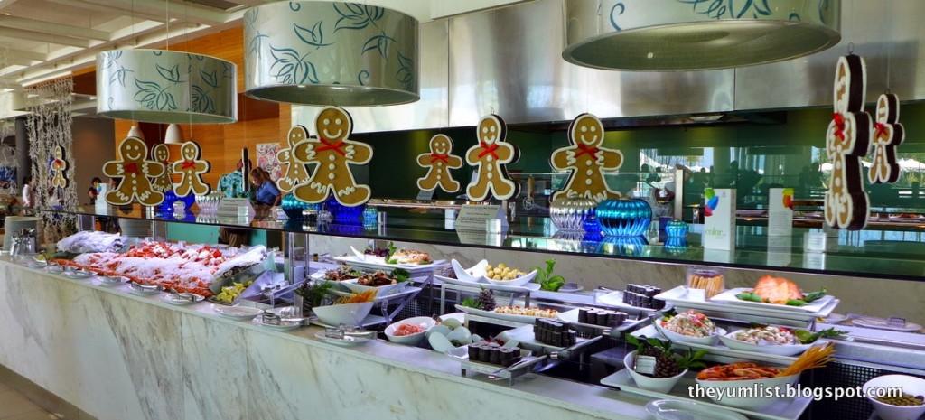 buffet at sheraton mirage resort gold coast the yum list. Black Bedroom Furniture Sets. Home Design Ideas