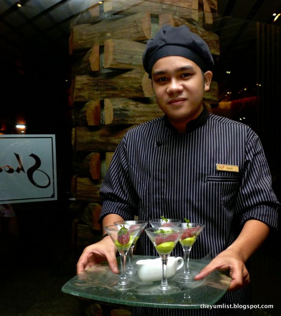 Shook! Mad Hatter's Champagne Brunch, Starhill Gallery, Kuala Lumpur