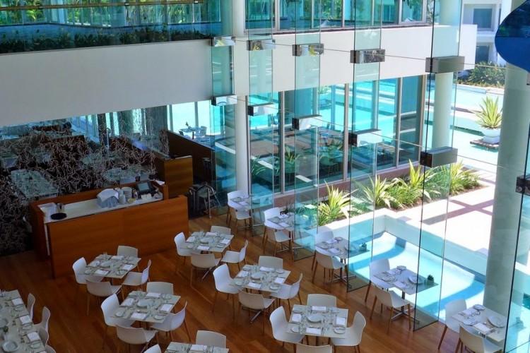 Buffet at Sheraton Mirage Resort, Gold Coast