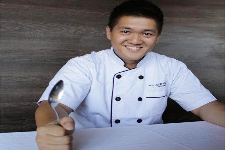 Chef Kenny Loh