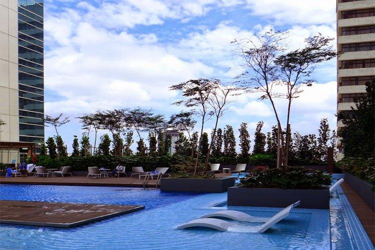 Double Tree Hilton, Johor Bahru