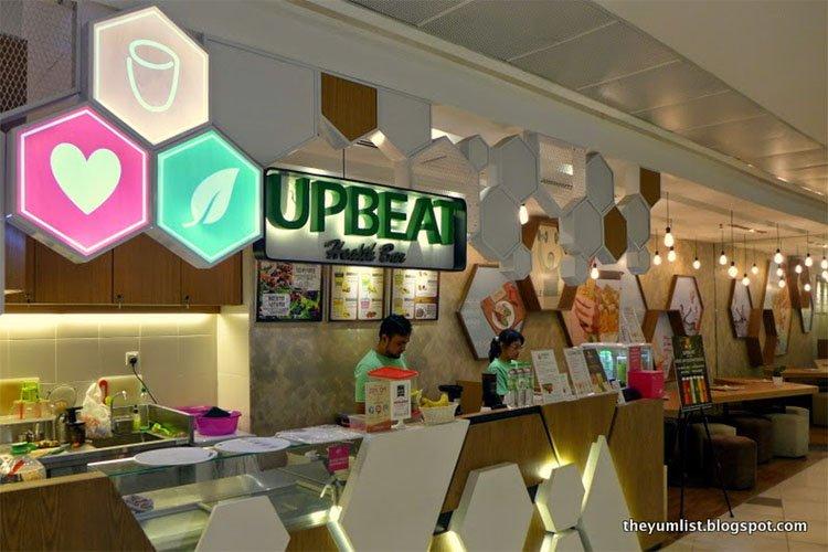Upbeat Health Bar, Avenue K