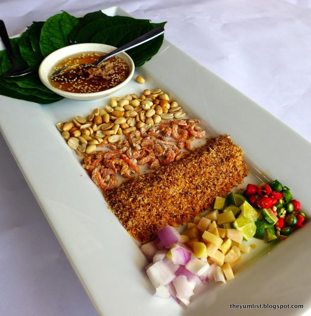 My Elephant, Thai Restaurant, Ampang