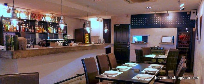 A Li Yaa Island Restaurant and Bar, Sri Lankan