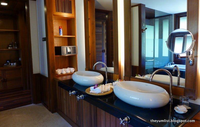 tanjong jara resort terrenganu malaysia bathroom with double vanity