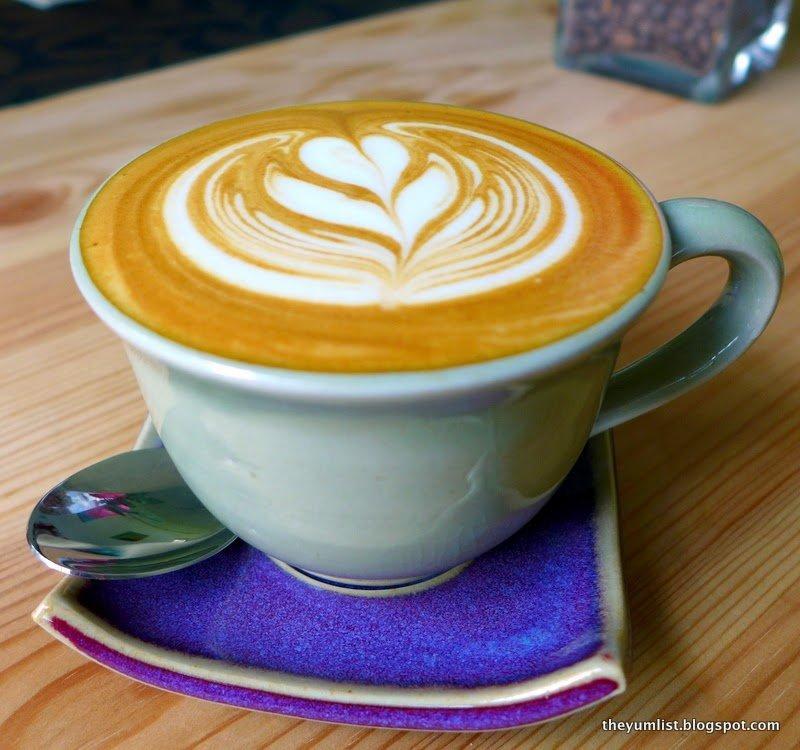 RGB Coffee at The Bean Hive, Kuala Lumpur
