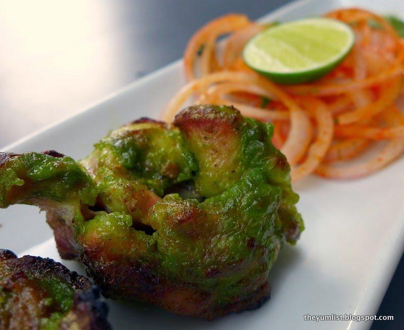 Fiercer, North Indian Cuisine, Publika