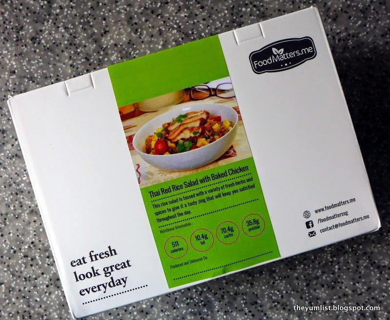 Food Matters, Healthy Food Subscription Service, Kuala Lumpur