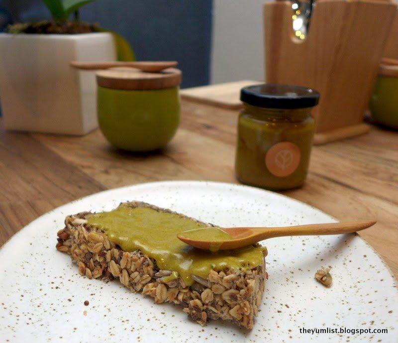 Organica, Plant Based and Gluten Free Menu, Bangsar
