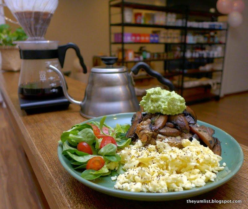 Organica Lifestyle, Meat and Gluten Free, Bangsar