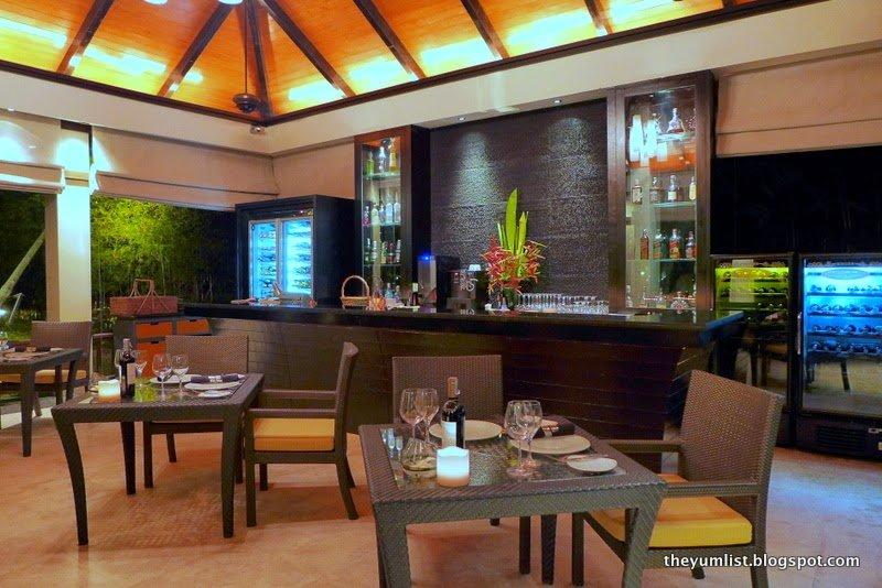 Tre Restaurant, Banyan Tree Phuket