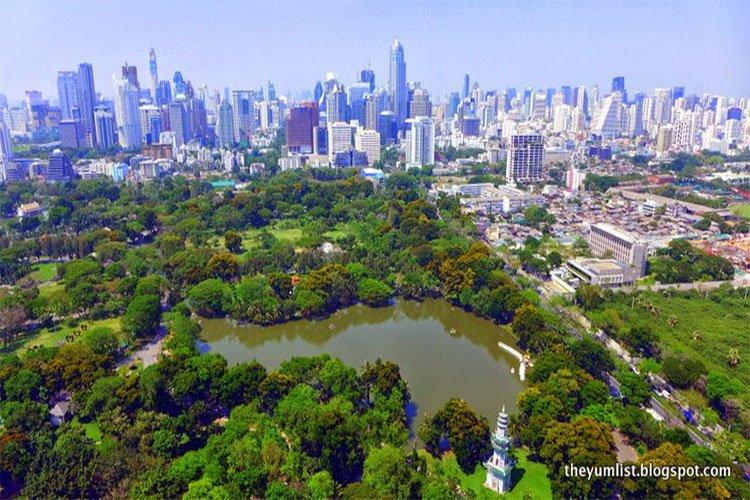 Park Society, So Sofitel, Bangkok