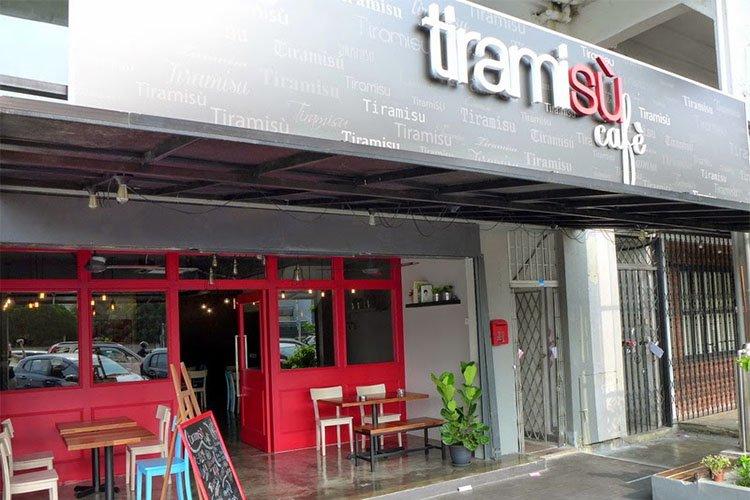 Tiramisu Cafe