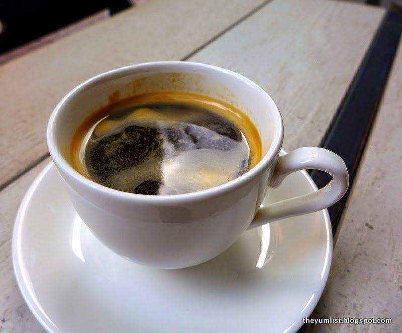 Seven Cups, Coffee and Cake, Empire Damansara