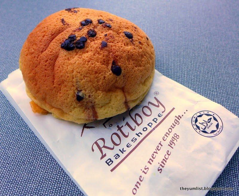 Rendaevoo, Sri Damansara, Roti Boy