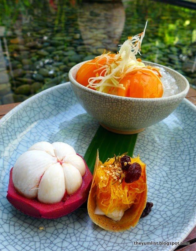 Nahm, Thai Restaurant, Hotel Metropolitan by COMO