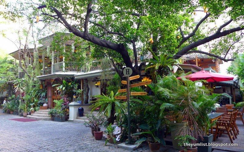 Hemingway's Bangkok, Thailand