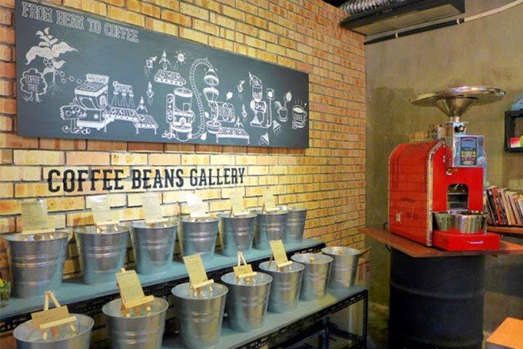 BEAM, Specialty Coffee Kuala Lumpur